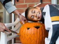 Free pumpkin carving instructions and templates