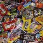 Halloween candy buyback program