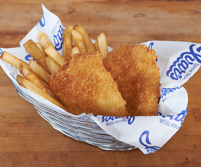 Seattle seahawks 12th man blue friday food deals at puget for Best fish and chips in seattle