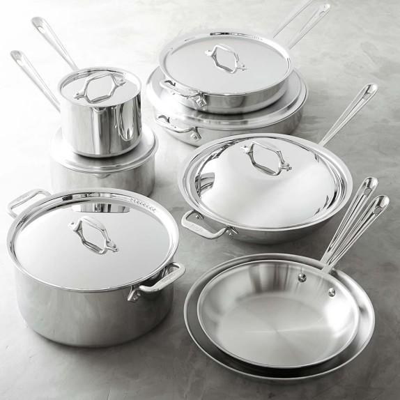 Williams-Sonoma All-Clad cookware