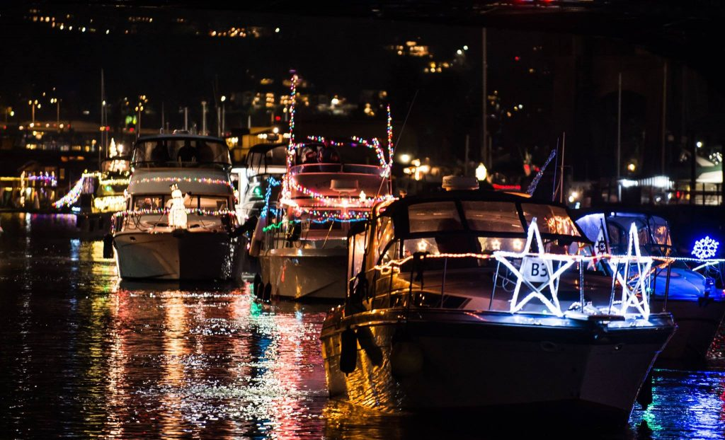 Argosy Christmas Parade of Boats