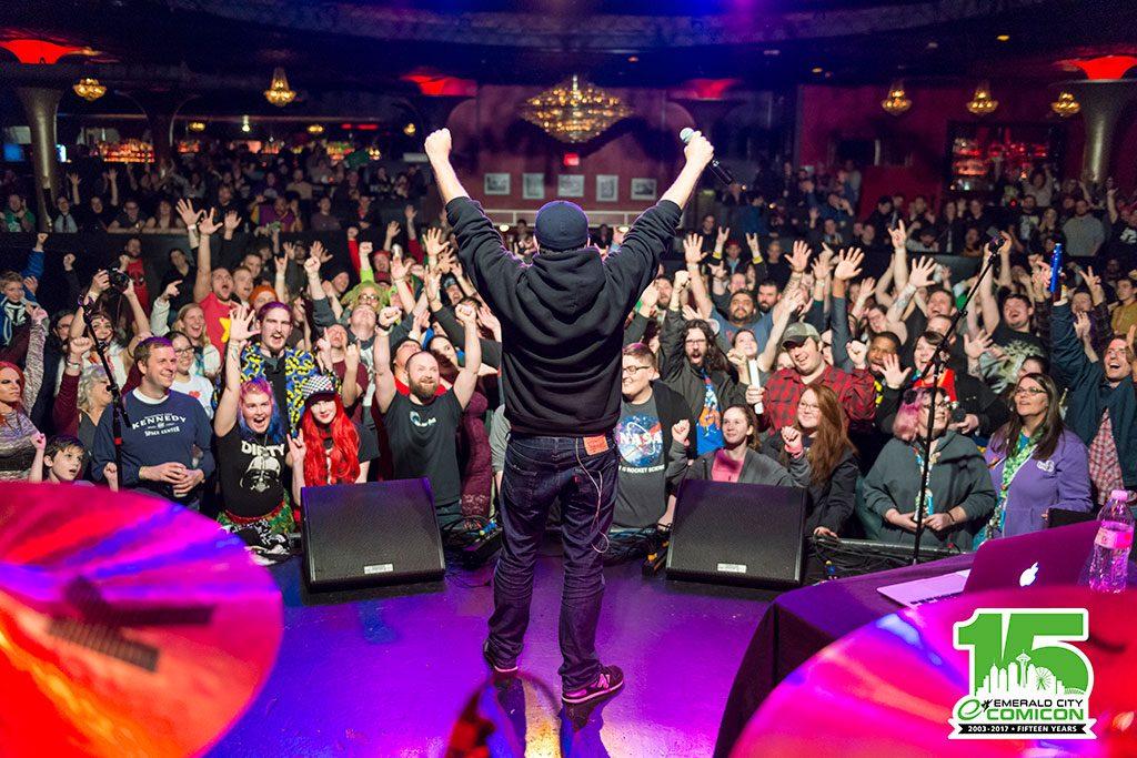 Comicon ECCC-2017-Power-Up-Party-MC-Chris-Showbox-Presents