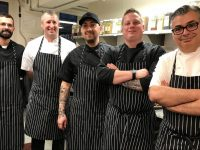 FareStart Guest Chef Night January 12 Chef Bruno Feldeisen of Semiahmoo Resort and team
