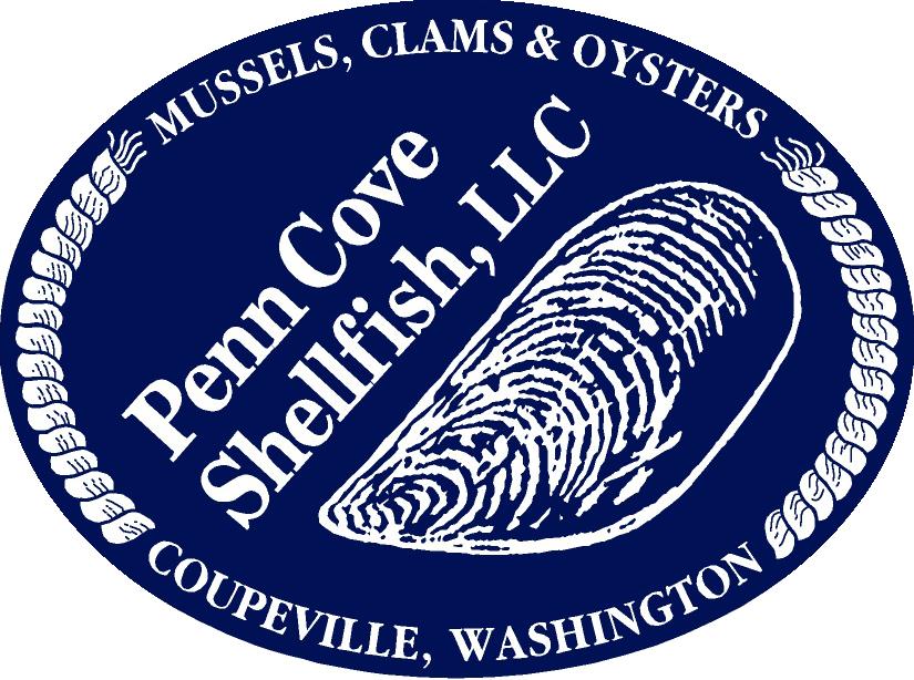 Penn Cove Shellfish, LLC logo