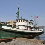 Free monthly sea chantey sing-a-long aboard historic ships