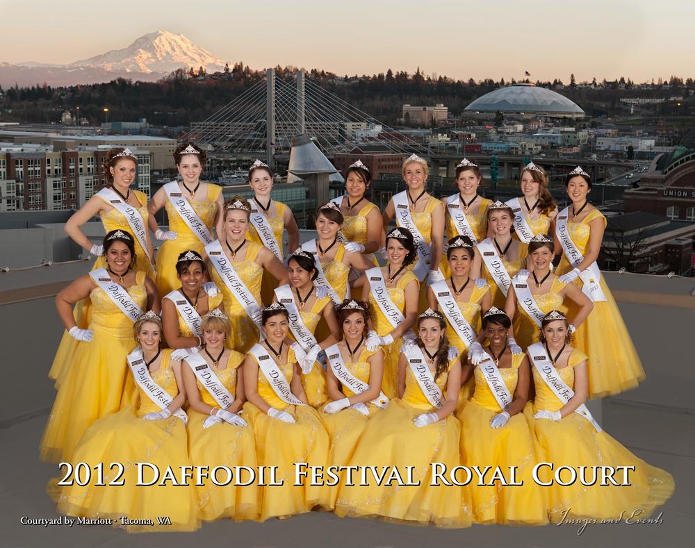 Daffodil Festival 2012 Royal Court CC3.0