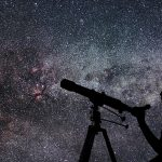telescope stargazing