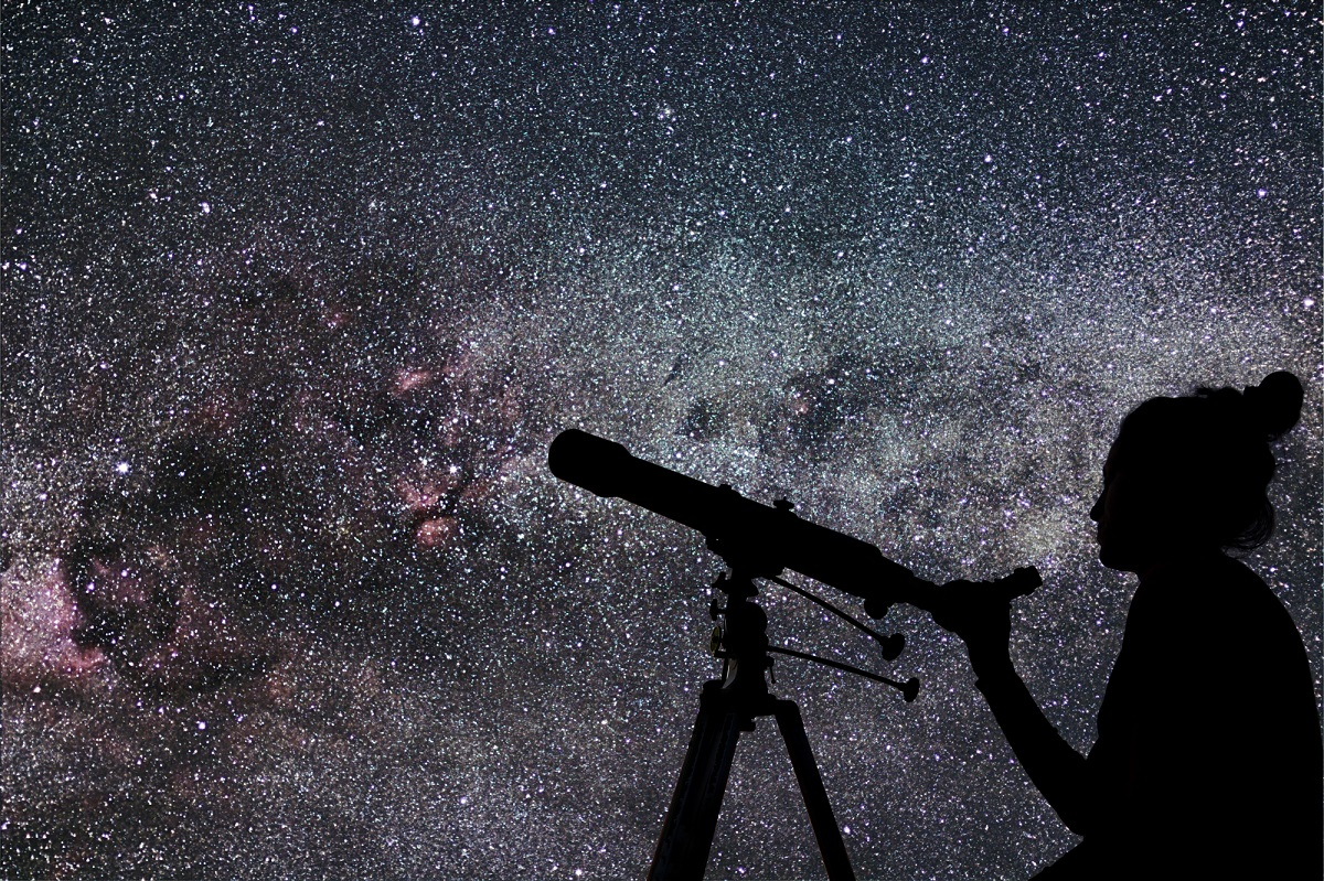 Free stargazing every month around Puget Sound