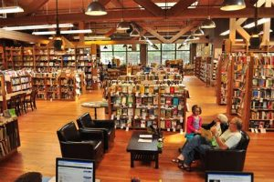 Elliott Bay Bookstore on Seattle's Capitol Hill