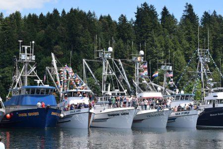 Gig Harbor Maritime Festival yachts