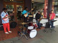 Free Columbia City music Beatwalk 2nd Sunday June-Oct