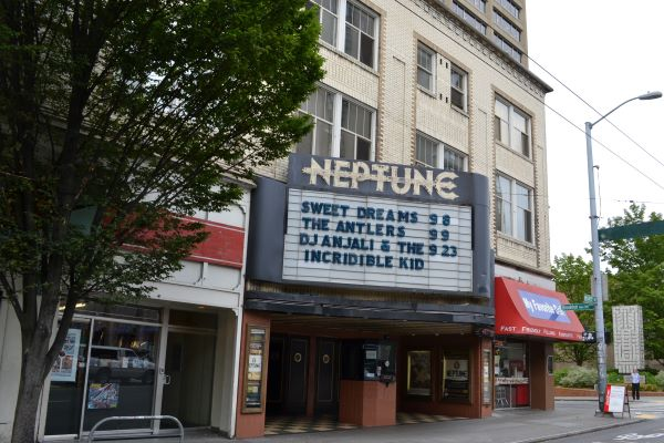 Neptune Theater Seattle