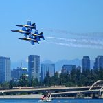 Where to see the Blue Angels for free Seafair Weekend