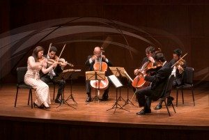 Seattle Chamber Music Society at Benaroya Hall