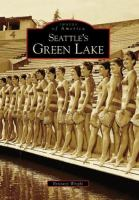 Seattles Green Lake book cover by Brittany Wright