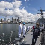 Free Seafair Fleet Week events in Seattle