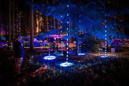 Burien Arts-a-Glow lantern festival