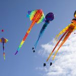 Getaway: August Kite Festival in Long Beach (170 mi. SW)