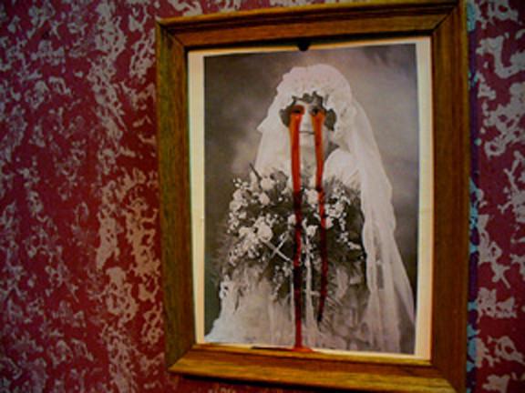 Frighthouse Station haunted bride