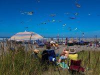 Getaway: free International Kite Festival in Long Beach, WA