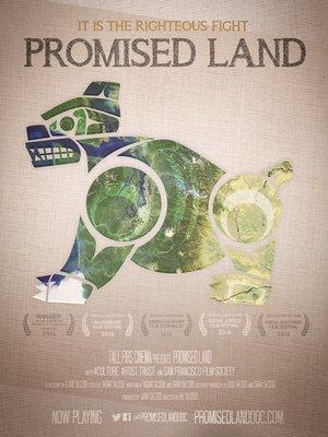 Promised Land documentary film poster