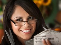 Real men (and women) clip coupons to save money