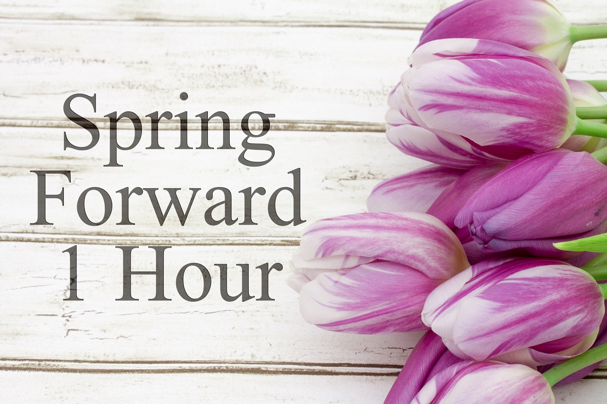 Spring Forward 2020.Spring Ahead Daylight Saving March 8 2020 Greater