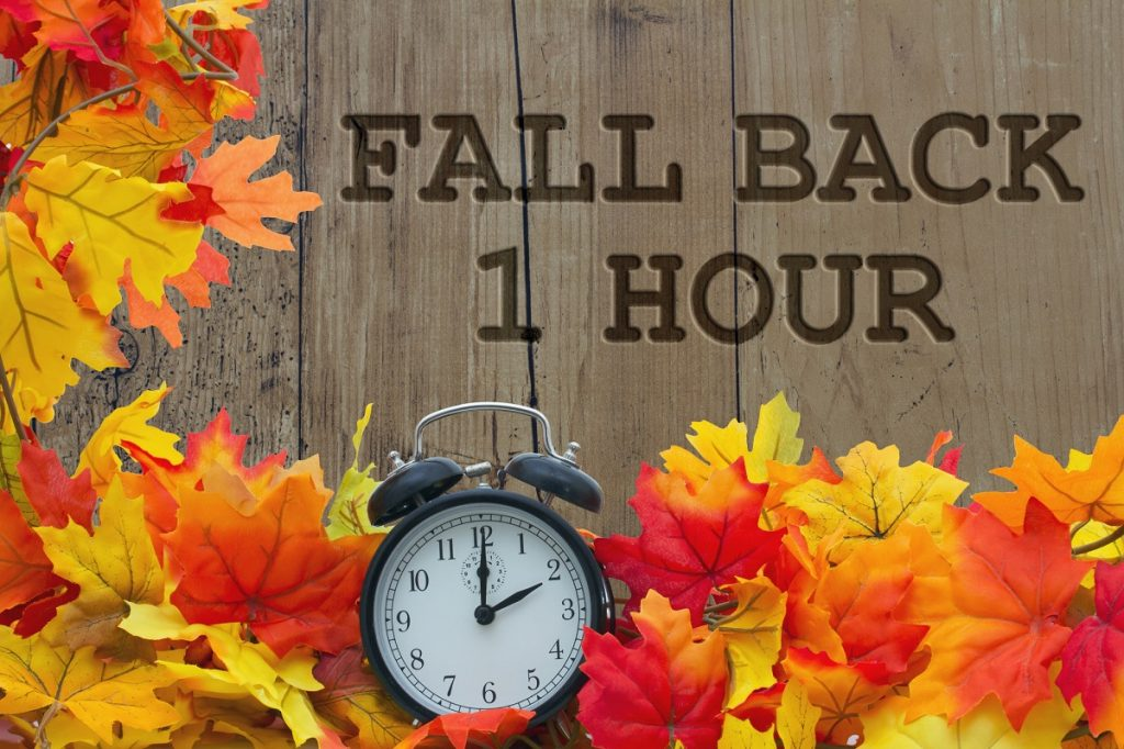 Fall Back 1 Hour photo by karenr - DepositPhotos.com