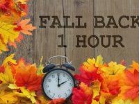 Fall Back 1 Hour photo by karenr - DepositPhotos.com