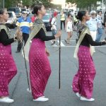 Filipino group marching in the 2008 Chinatown Seafair Parade Photo by Joe Mabel (CC3)