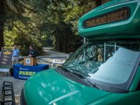 King County Trailhead service for hikers to Cascade Mountain foothills