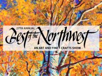 $8 'Best of the Northwest' art & craft show