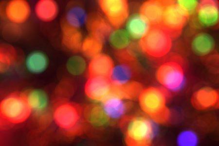 Christmas lights photo by REDPIXEL - DepositPhotos.com