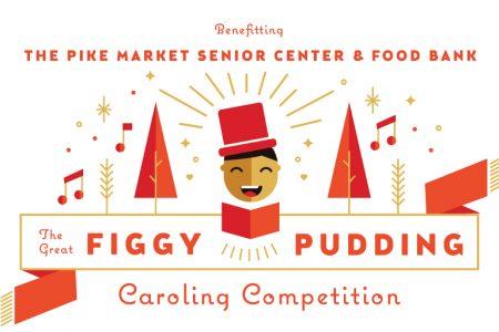 Figgy Pudding Caroling banner