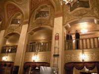 Seattle Paramount theater lobby