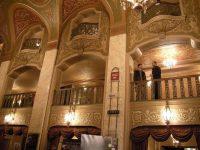 Seattle Paramount theater lobby