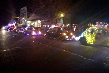 Snohomish6th Christmas Lights Auto Cruise