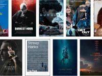 2018 Oscar Awards film screenings and Oscar night parties
