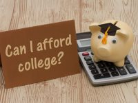 Can I afford college tution costs? - DepositPhotos.com