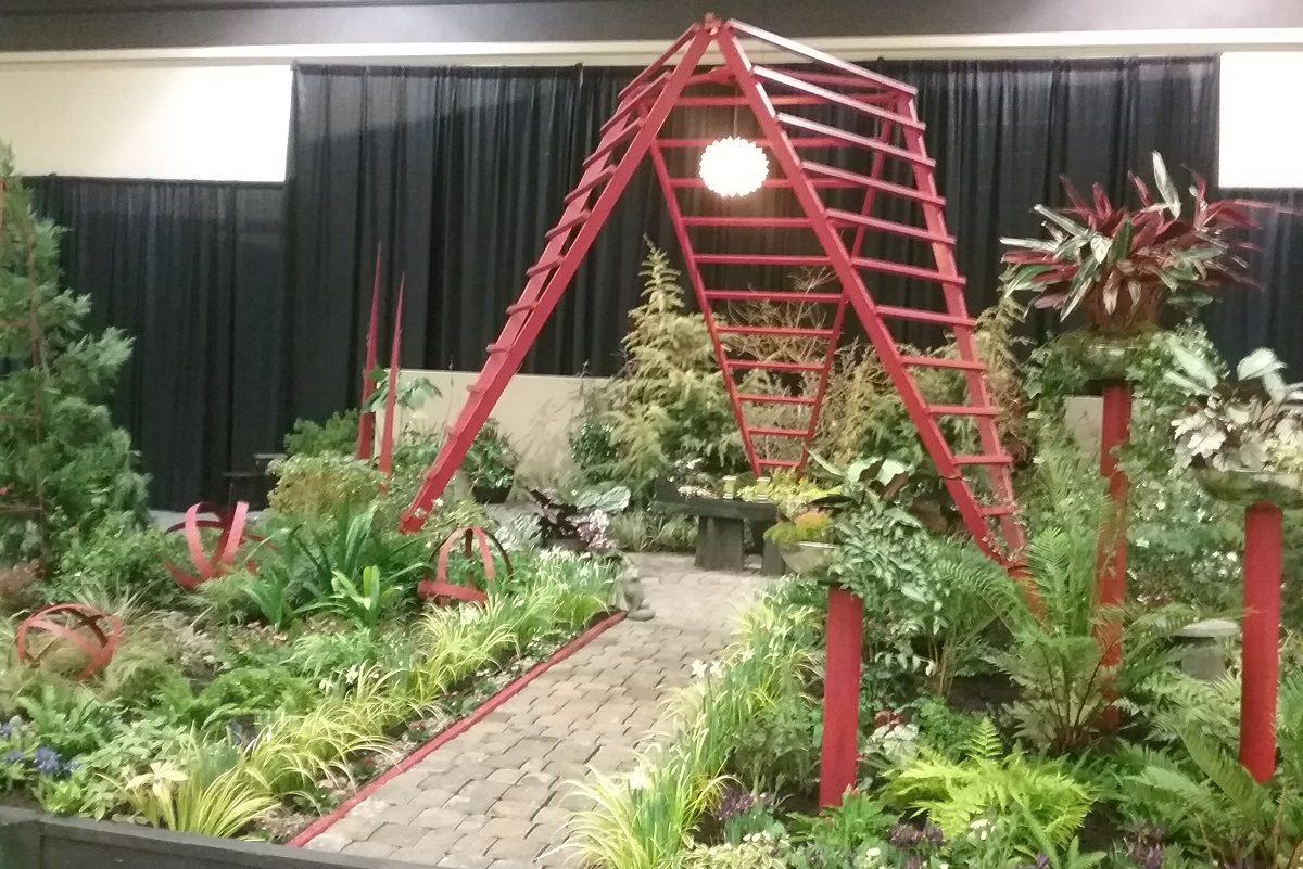 7 Design Ideas From Nw Flower Garden Show Greater Seattle On