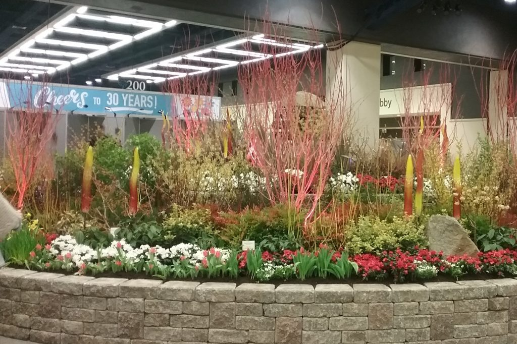 Northwest Flower Show Garden Design Ideas Photo By Carole Cancler