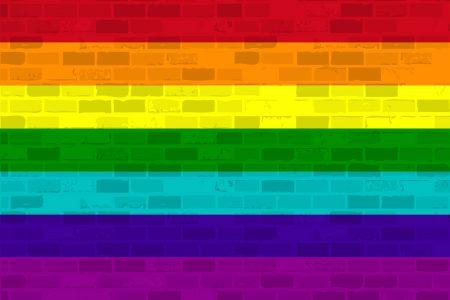 pride flag honoring stonewall