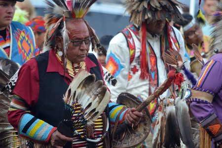 Suqwuamish Chief Seattle Days Pow Wow