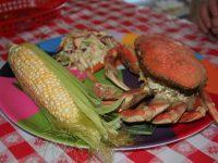 Crab fest in Port Angeles