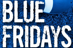 Ivar's Restaurants Seattle Seahawk Blue Fridays 2