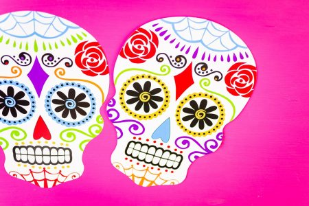 Dia de los Muertos (Day of the Dead). Photo by urban_light - DepositPhotos.com