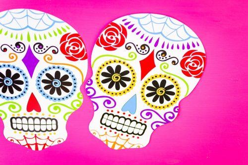 Dia de los Muertos (Day of the Dead). Photo by urban_light - DepositPhotos.com