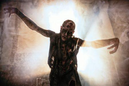 Zombie horror film photo by prometeus - DepositPhotos.com