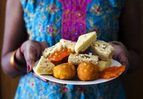 Indian Diwali Sweets photo by arisha108 - DepositPhotos.com