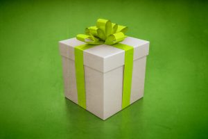 Gift box photo by magann - DepositPhotos.com